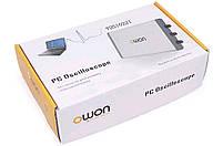 VDS1022i USB-осциллограф 2 х 25 МГц, фото 7