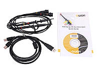 VDS1022i USB-осциллограф 2 х 25 МГц, фото 2