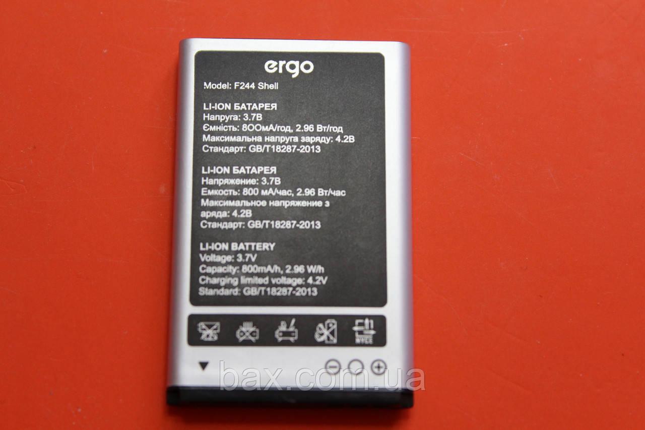 Аккумулятор для Ergo F244 оригинал