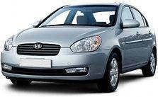 Фаркопы прицепные устройства для Hyundai Accent 2006-2011