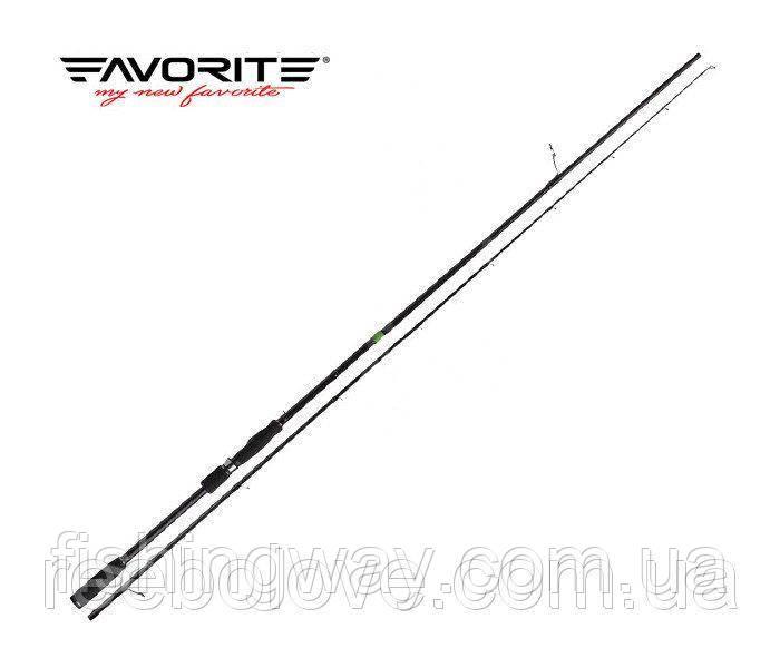 Спінінг Favorite X1 602H 1.83 m 12-36g Ex.Fast