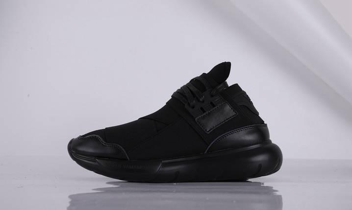 Мужские Кроссовки Adidas YAMAMOTO Y-3 QASA NEAB черный, фото 2