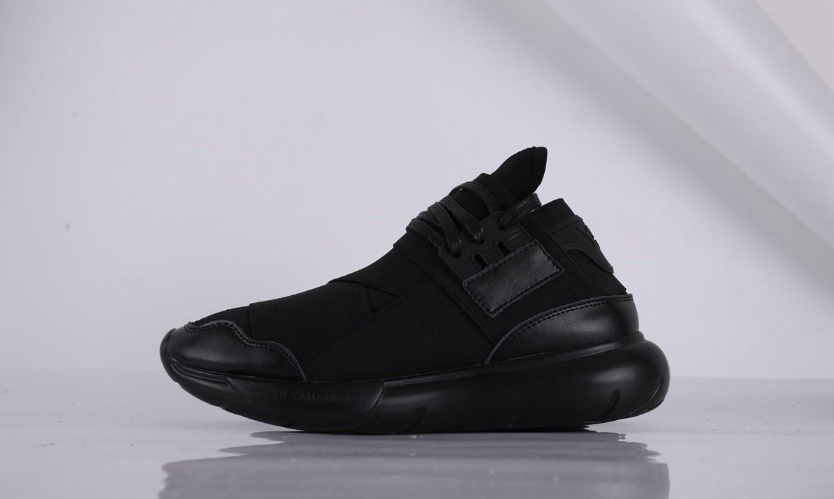 Женские Кроссовки Adidas YAMAMOTO Y-3 QASA NEAB черный