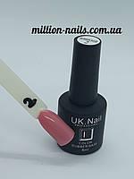 База для ногтей UK.Nail Color Rubber Base№2 (цветная база) 8 мл.