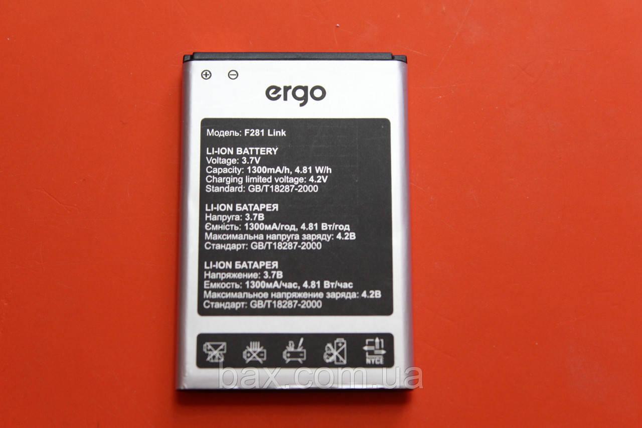 Аккумулятор для Ergo F281 оригинал