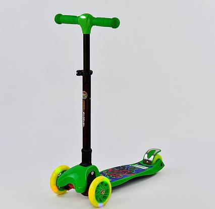 """Самокат детский  """"Best Scooter"""".Самокат с фарой, фото 2"""