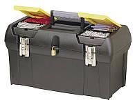 """Ящик Stanley для инструмента металлическими замками 16"""""""