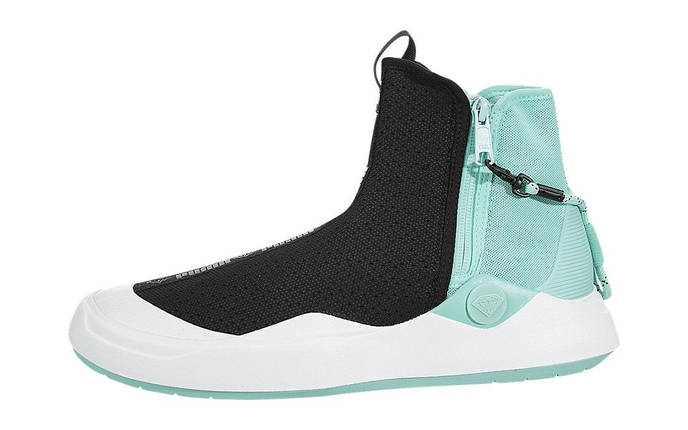 Женские Кроссовки Puma Abyss KNIT Diamond Black/Grey, фото 2