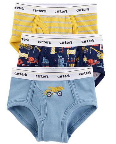 Комплект трусиков Carter's для мальчика, фото 2
