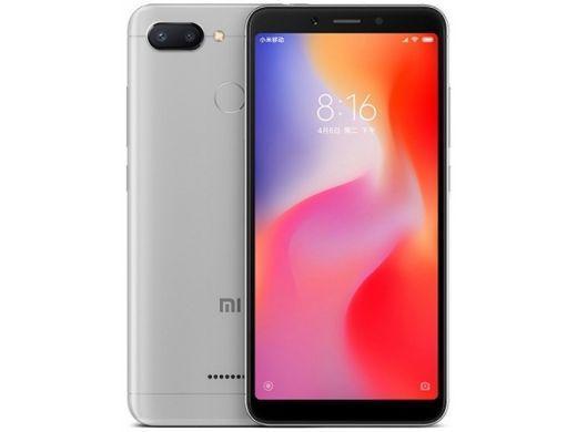 Xiaomi Redmi 6 (3\32 Гб) черный 8 ядер `