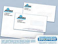 Изготовление и печать конвертов