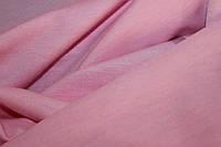 Ткань двухнитка светло розовая (1,80м), фото 1