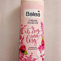 Гель для душа со сладким ароматом Малини и Магнолии   Balea  Creme Dusche  300 мл
