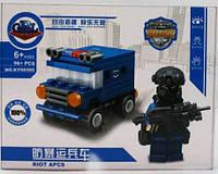 Конструктор Brick Военная техника 98506