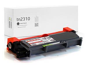 Картридж совместимый Brother TN-2310 (TN2310) , XL увеличенный ресурс (2.600 копий), аналог от Gravitone