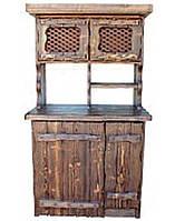 Буфет деревянный Иваур
