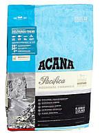 Корм для котов ACANA PACIFICA CAT 6,8 кг акана для кошек и котов с 3 видами рыбы