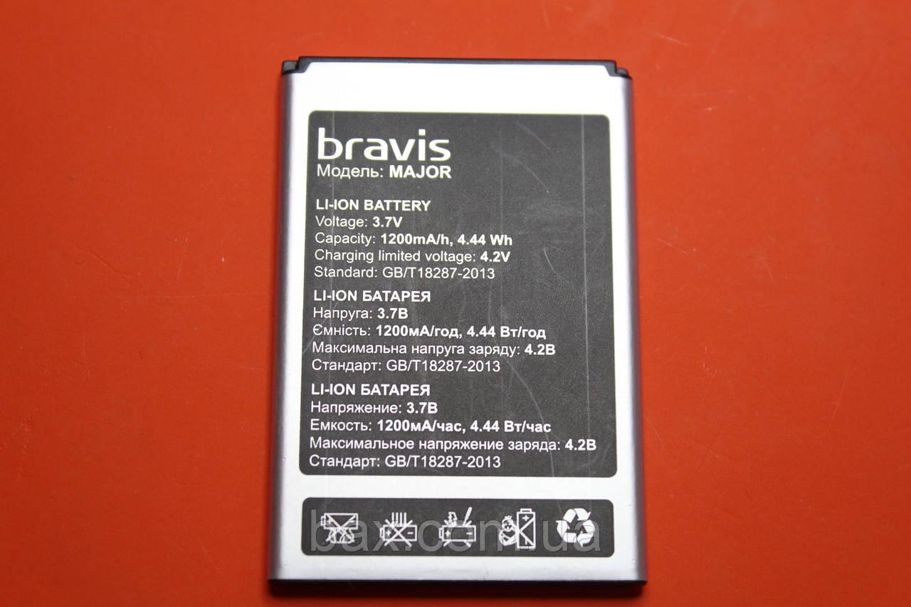 Аккумулятор для Bravis Major оригинал