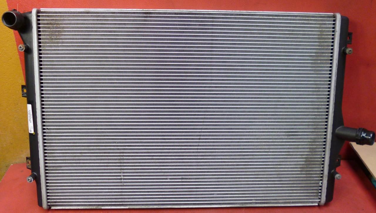 Радиатор Audi А3 650*445 c 2005