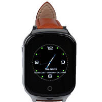 Умные часы Smart Watch Wonlex A19 (T100,GW1000s) Gray MediaTek MTK6572AW 600 мАч, фото 6
