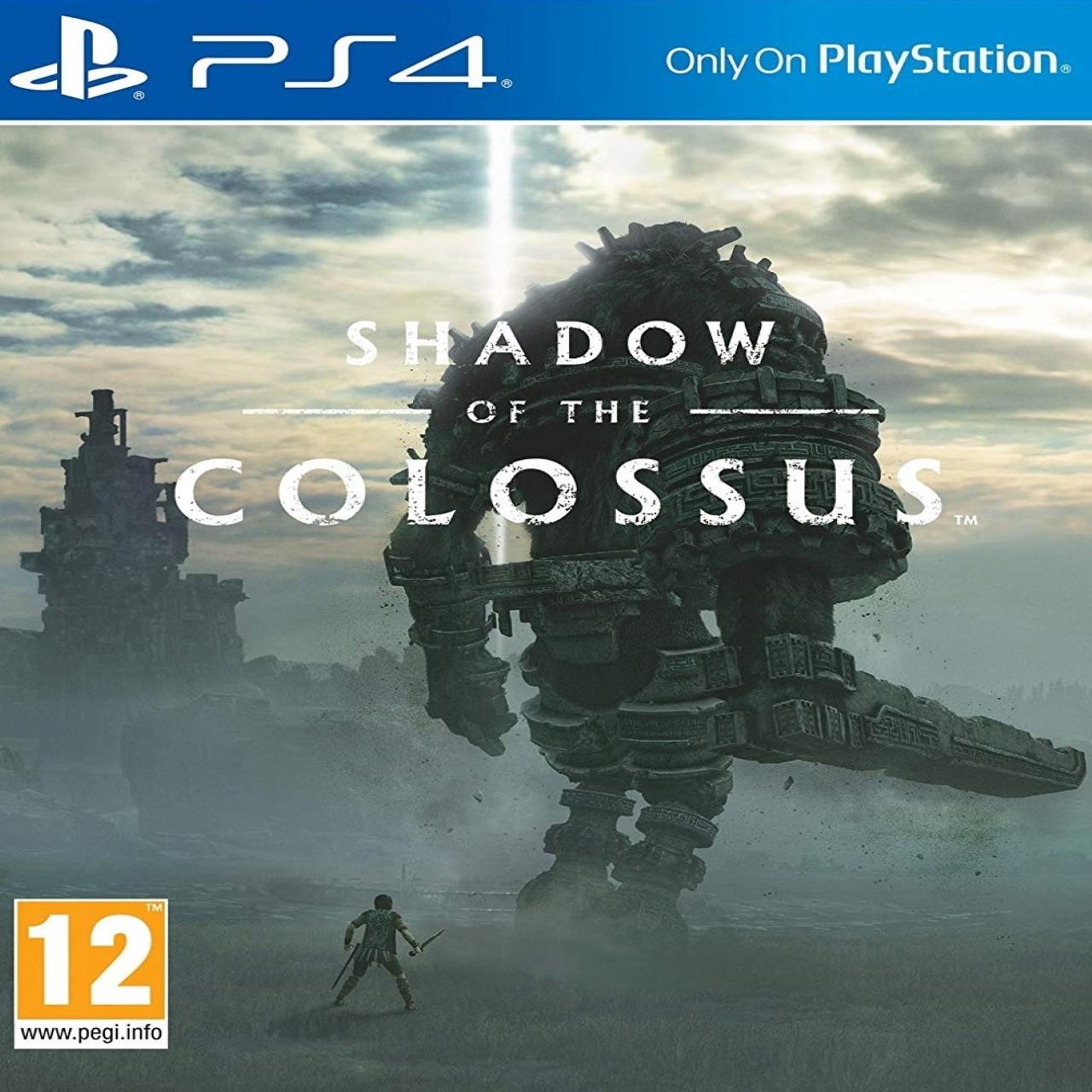 Shadow of the Colossus (російські субтитри) PS4