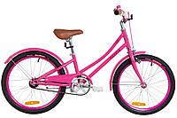 """Детский велосипед DOROZHNIK OLIVIA 20"""" (розовый)"""