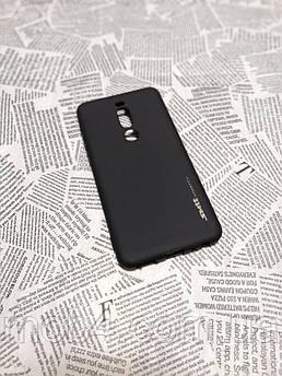 Силиконовый (TPU) чехол Smitt накладка бампер для Meizu (Мейзу) M8(V8 Pro) Черный