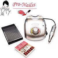 Профессиональный фрезер для ногтей Nail Master 35 000 об/мин. (DRILL PRO ZS-603)