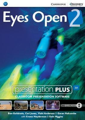 Eyes Open 2 Presentation Plus DVD-ROM