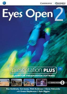 Eyes Open 2 Presentation Plus DVD-ROM, фото 2