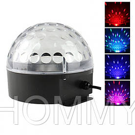 Диско шар Magic Ball Led Lighting