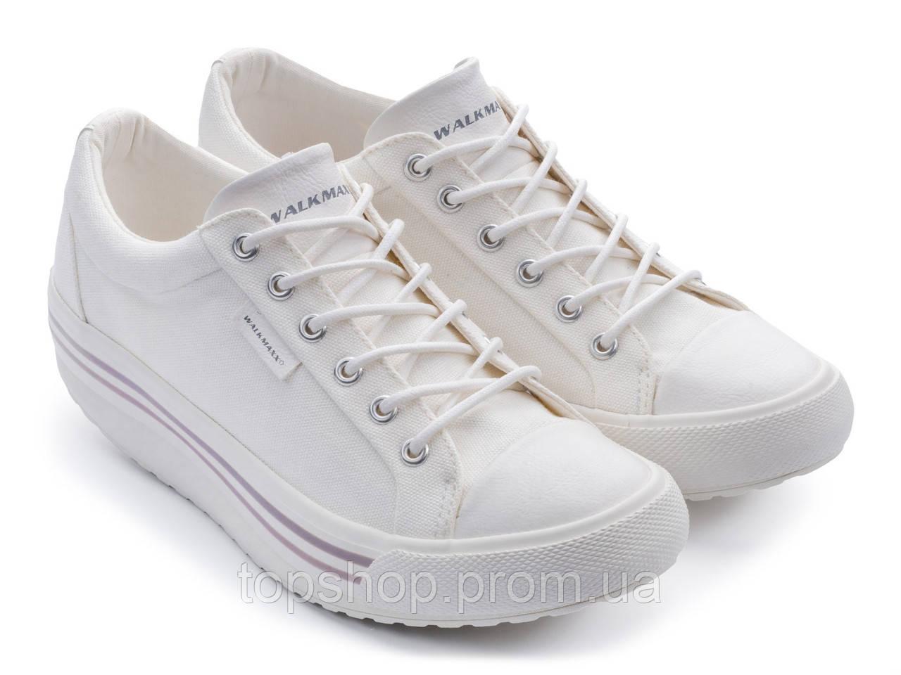 4966fd611 Кеды Walkmaxx Comfort 4.0 39 Длина стопы 25,5 Белый - TopShop - Товары с