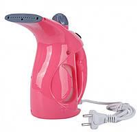 🔝 Ручной отпариватель для одежды и мебели Аврора A7 - Розовый | 🎁%🚚