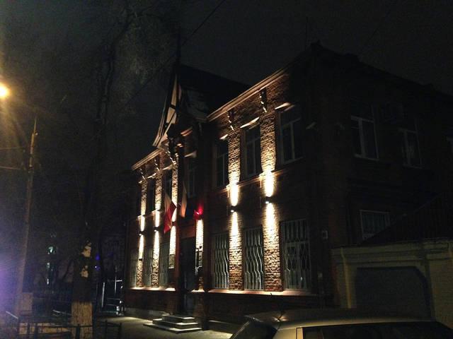 Здание по ул. Мичурина -1