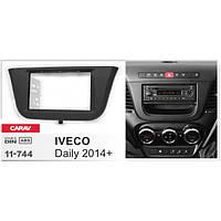 Рамка переходная Carav 11-744 IVECO Daily 2014+