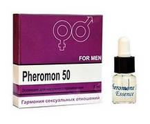Эссенция феромонов для мужчин Pheromon 50 for men, 5 мл
