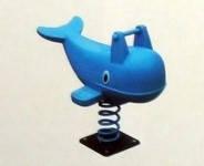 Пружинная качеля «Дельфин» Т-8011