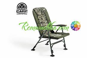 Карповое кресло Mivardi Chair CamoCODE Quattro M-CHCCQ