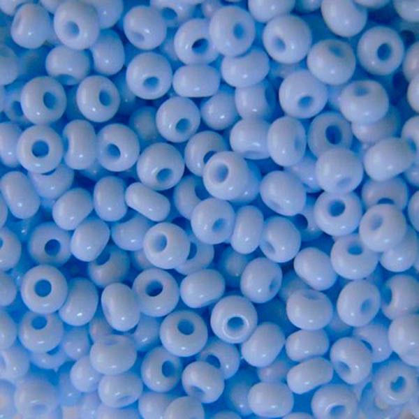 Чешский бисер для рукоделия Preciosa (Прециоза) 50г 31119-33000-10 синий