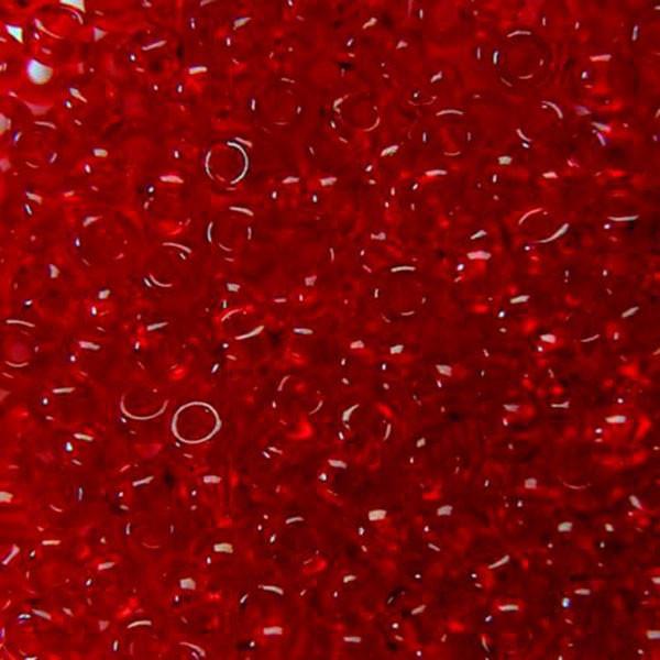Чеський бісер для рукоділля Preciosa(Прециоза) оригінал 50г 31119-90090-10 червоний