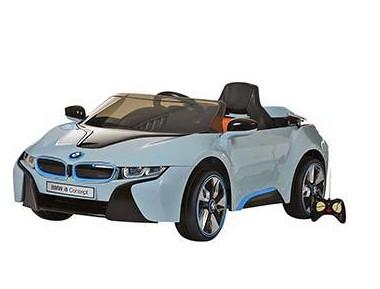 Детский Электромобиль Bambi BMW i8 Concept JE 168 голубой на радиоуправлении