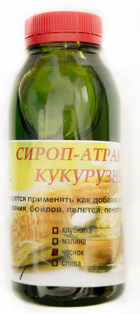 "Сироп-Атрактант Нептун 400g ""Горох"""