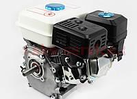 Двигатель мотоблочный в сборе под конус V, фильтр-поролон, 7,0л.с. 170F