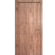 Двери квартирные, серия Люкс+Кале, модель Неаполь 2, гнутый профиль, коробка 100 мм, полотно 76 мм, KALE