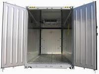 Аренда рефрижераторного контейнера и холодильного оборудования в отличном состоянии.  20 и 40 фут.