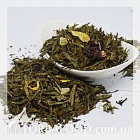 Чай зелений Ананас з суницею