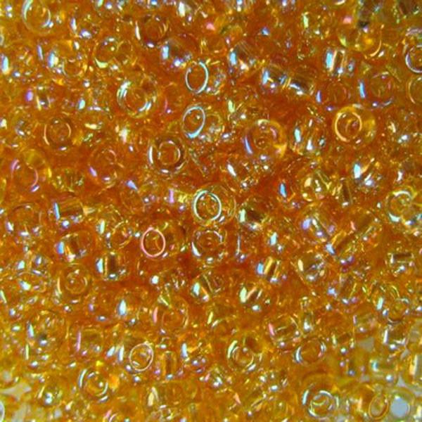 Чешский бисер Preciosa (Прециоза) оригинал 50г 33119-11020-10 золотистый