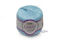Lanoso Lino Голубой №981
