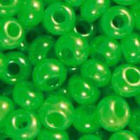 Чешский бисер Preciosa (Прециоза) оригинал 50г 33119-17156-10 Зеленый