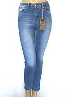 Женские джинсы американки с высокой талией